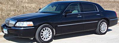 Lincoln Town Car Rental